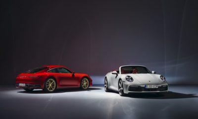 911 Carrera Coupe i 911 Carrera Cabriolet