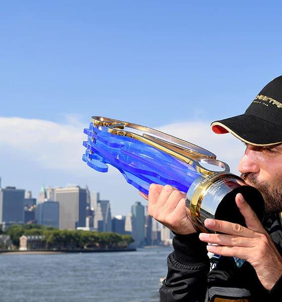 Jean-Eric Vergne Nowy Jork FE ePrix 2018