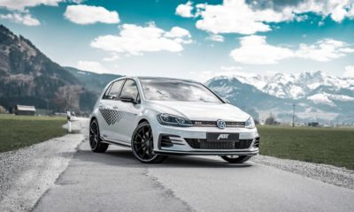 Vokswagen Golf GTI TCR by ABT