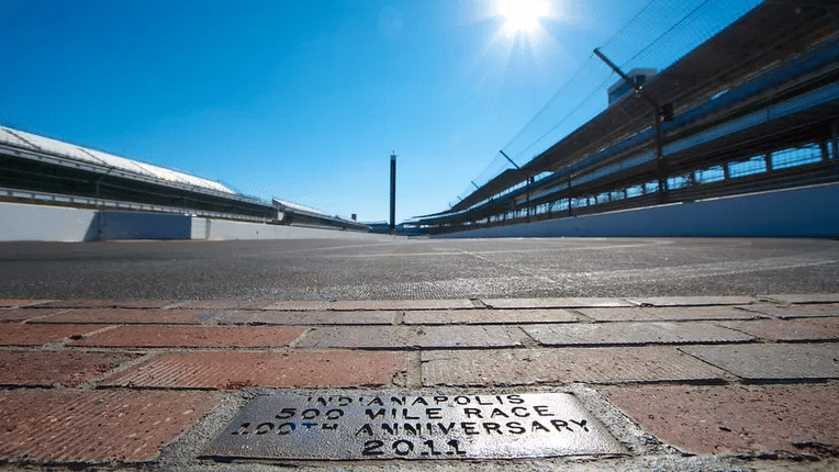 Indianapolis 500 Mile Race Anniversary