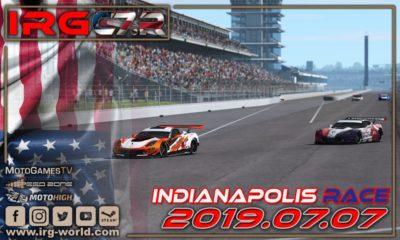 Indianapolis Race - IRG CCoA 2019