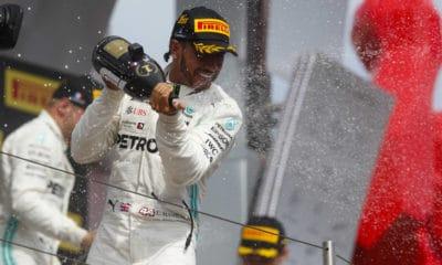 Lewis Hamilton - GP Francji 2019