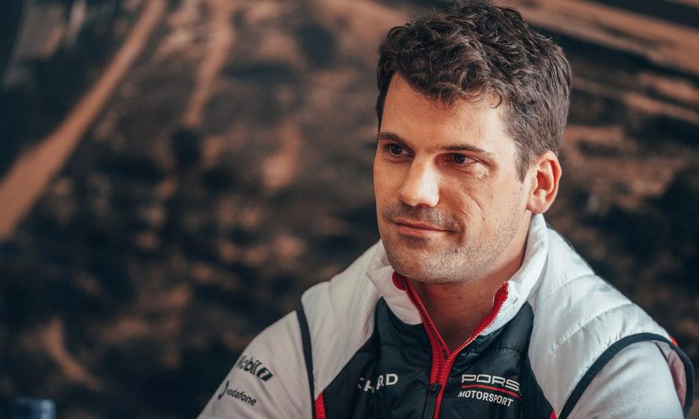 Malte Huneke - Porsche Motorsport