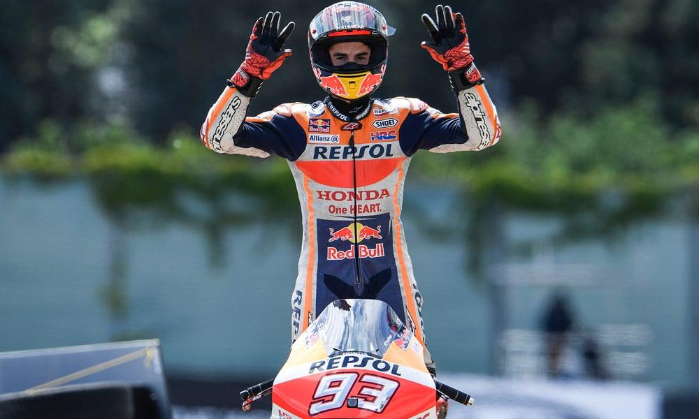 Marc Marquez - GP Niemiec Moto GP 2019