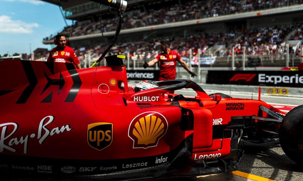 Scuderia Ferrari - GP Hiszpanii 2019