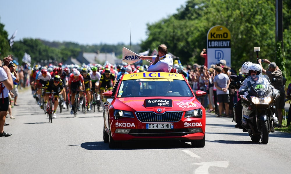 Škoda - Tour de France 2018