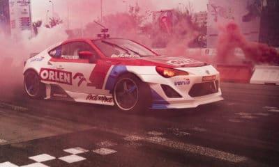 Verva Street Racing 2018 - Kuba Przygoński