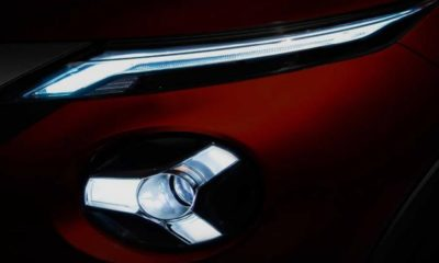 Nissan Juke II -teaser