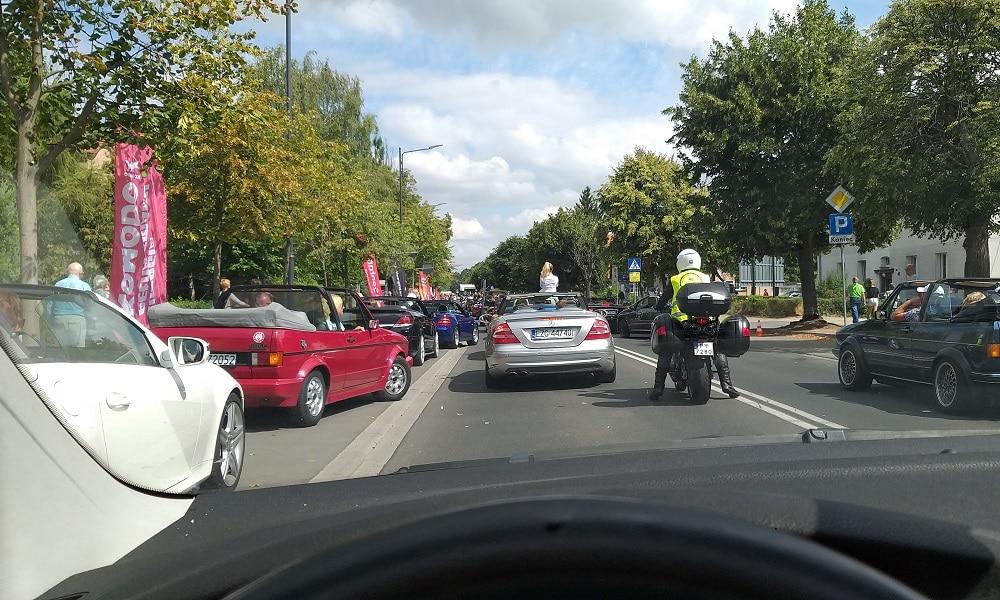 Parada ulicami Wągrowca