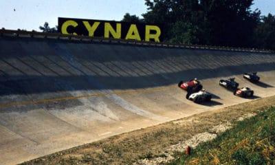 500 Miglia di Monza - 1957 - Gary Mason - Główne