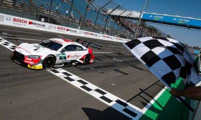 Audi Rene Rast Lausitzring 2019 DTM
