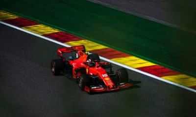 GP Belgii ma zielone światło na organizację GP w 2020 roku