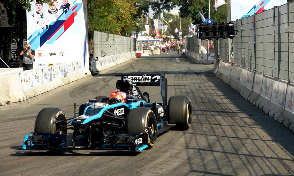 Verva Street Racing 2019 Robert Kubica