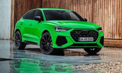 Audi RS Q3 Sportback 2020 przód