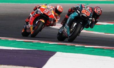 Marc Marquez vs Fabio Quartararo 2019 GP San Marino MotoGP gdzie oglądać gp san marino