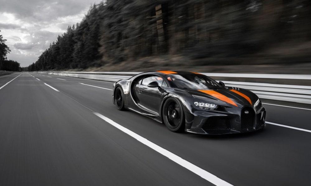 Bugatti Chiron Longtail