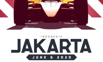 2020 Formula E Dżakarta ePrix