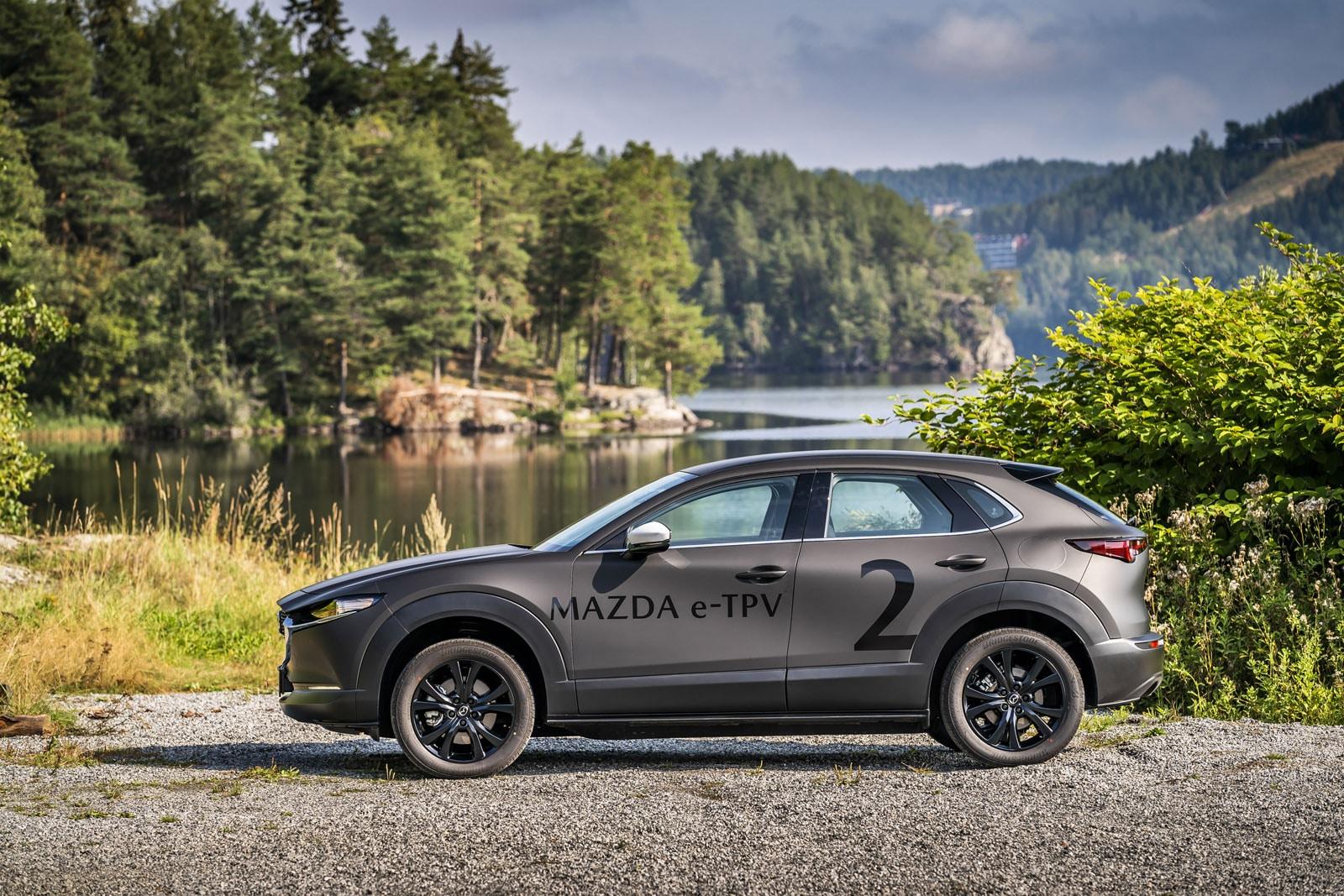 Mazda e-TPV (2019)