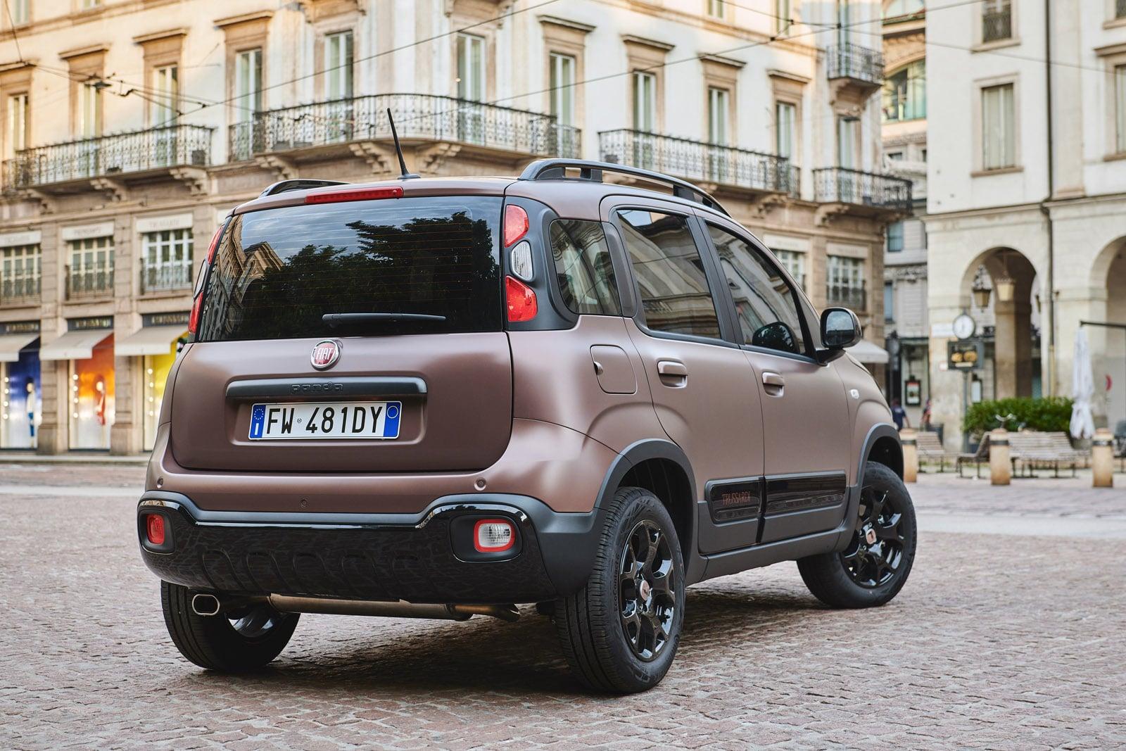 Fiat Panda Trussardi (2019)