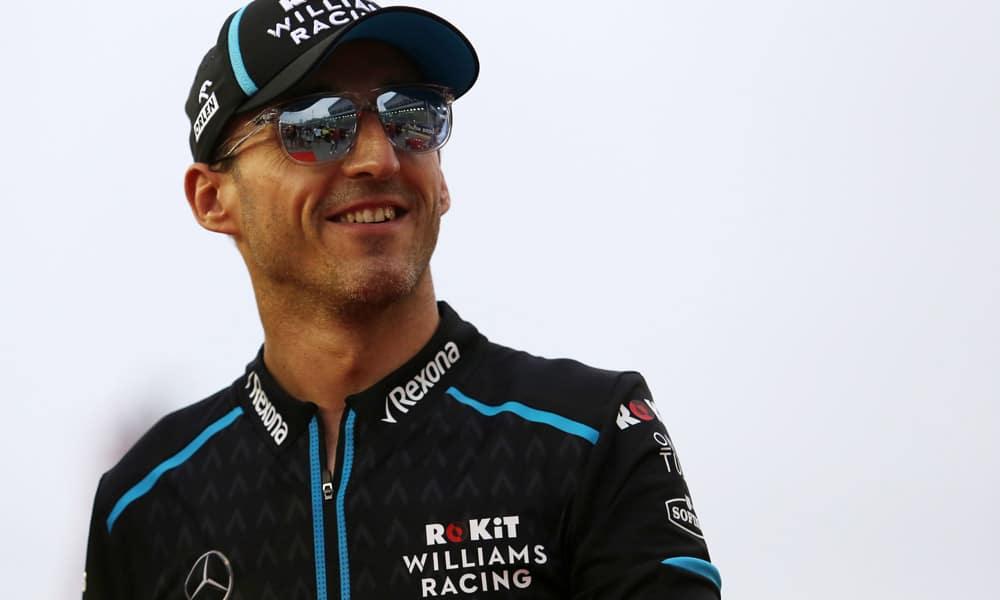Robert Kubica - Williams - Singapur 2019