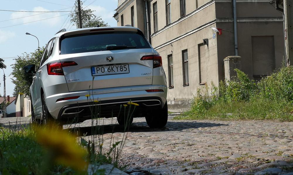 2019 Skoda Karoq (Sportline) 2.0 TSI 190 KM 4X4 DSG