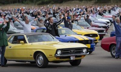 Światowy rekord Forda Mustanga (2019)