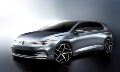 Volkswagen Golf VIII - teaser