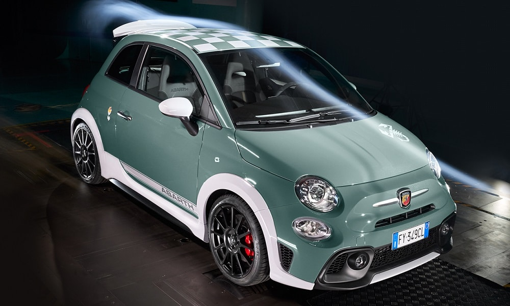Abarth 695 70th Anniversary