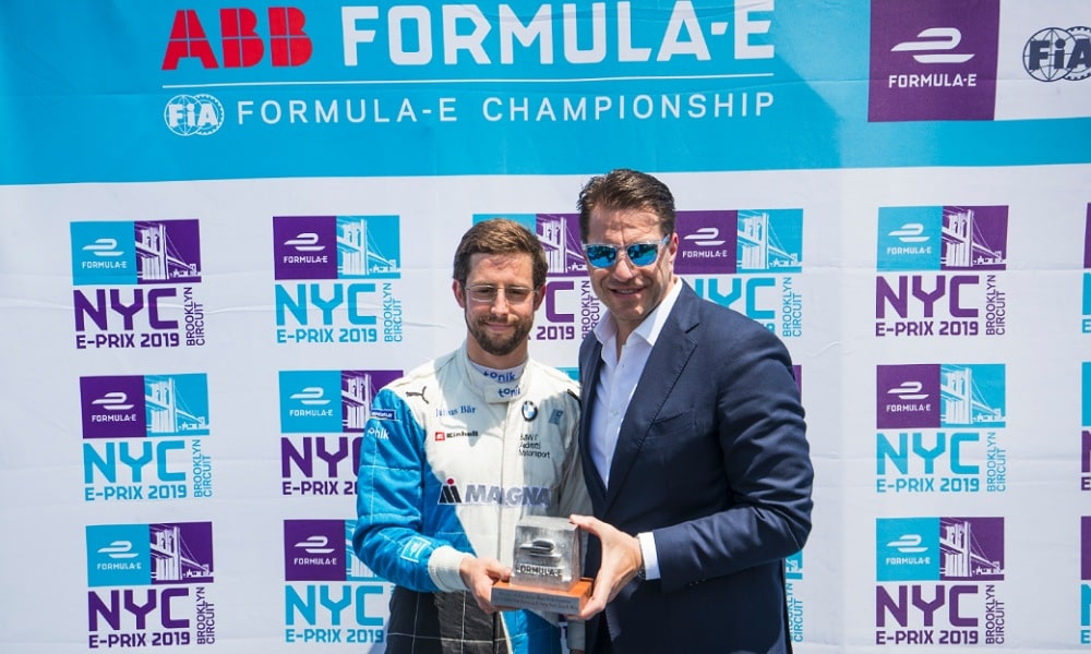 Alex Sims BMW i Andretti Autosport
