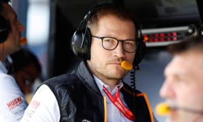 Andreas Seidl McLaren F1 2019 GP Francji