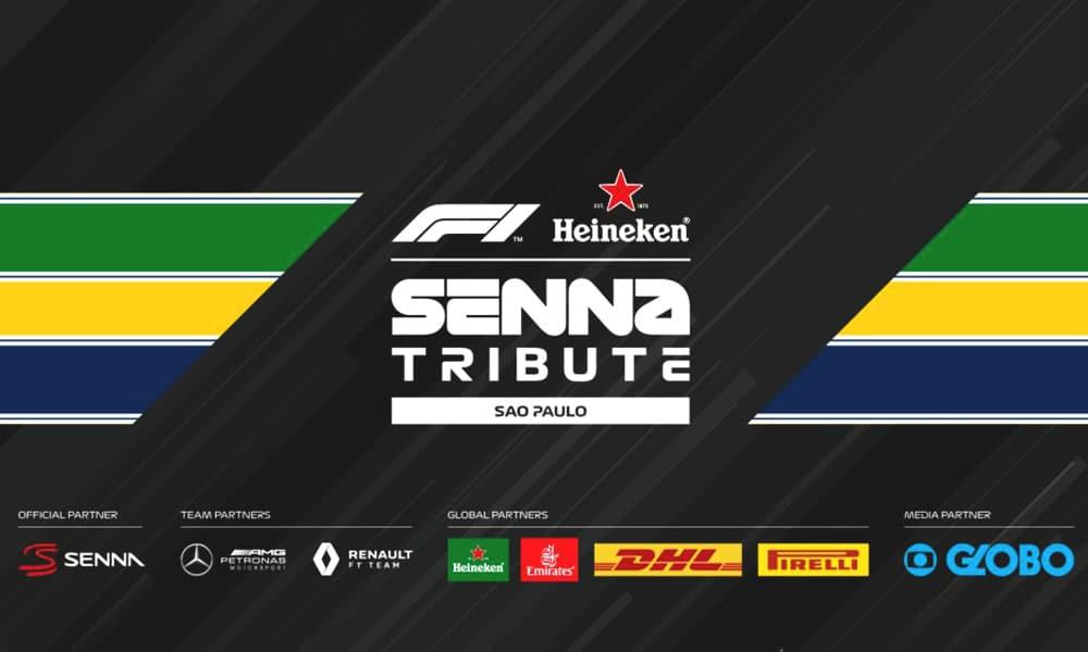 Ayrton Senna Tribute 25 2019 F1 Festival