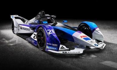 BMW iFE.20 2019-20 Formula E