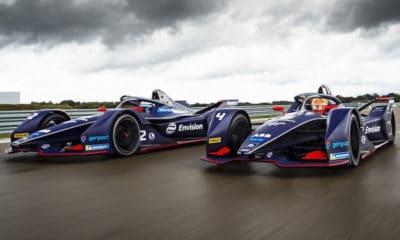 Envision Virgin Racing nowe malowanie FE 2019-20