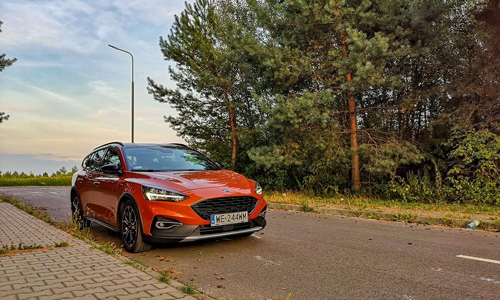 Ford Focus Active Kombi 2019 diesel przód