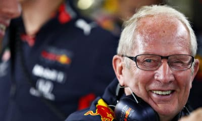 Helmut Marko Red Bull Content Pool 2019