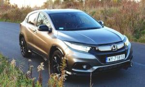Honda HR-V Sport 2019 przód
