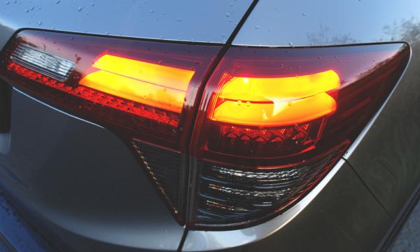 Honda HR-V Sport 2019 tylna lampa