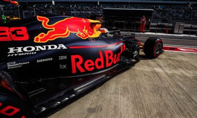Honda Racing F1 Red Bull 2019
