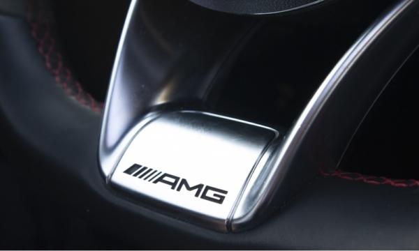 Mercedes CLA 45 AMG - detal