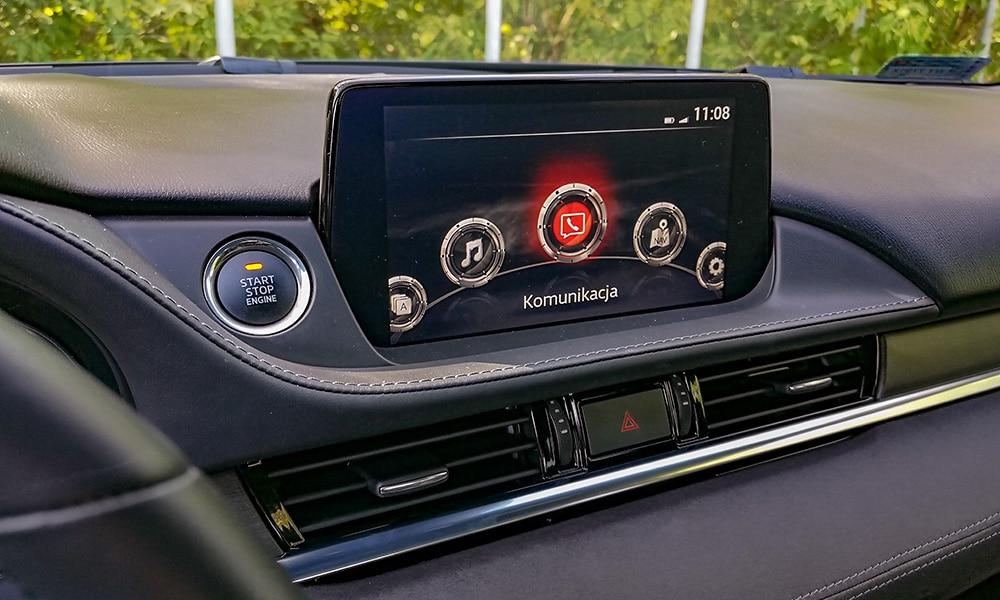Mazda 6 multimedia