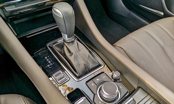 Mazda 6 skrzynia biegów drążek