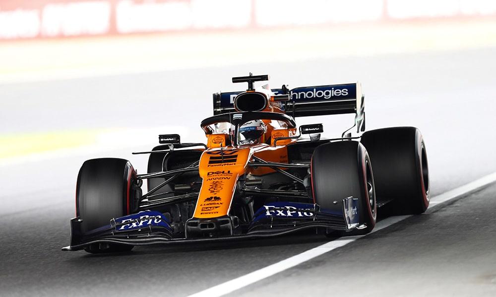 McLaren 2019 GP Japonii Carlos Sainz Suzuka