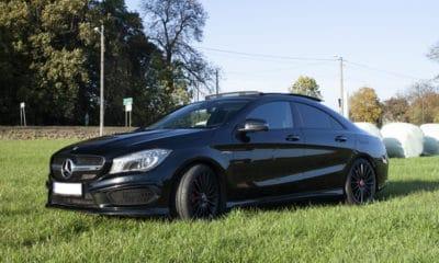 Mercedes-Benz CLA 45 AMG główne