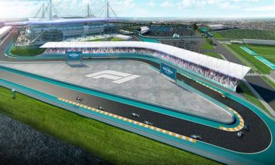 Miami F1 GP 2021 Hard Rock Stadium