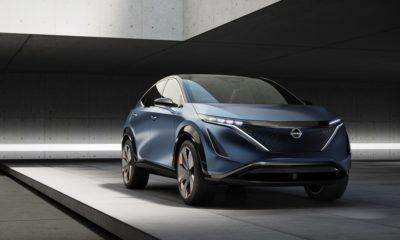 Nissan Ariya Concept 2019 Tokio