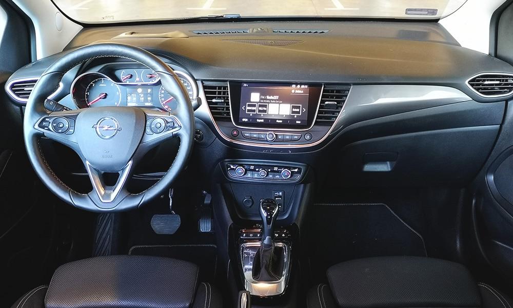Opel Crossland X 2019 Diesel środek
