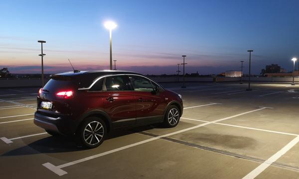 Opel Crossland X 2019 Diesel bok 2