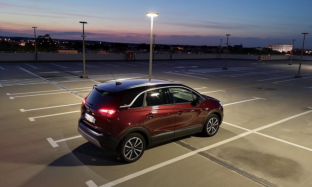Opel Crossland X 2019 Diesel bok