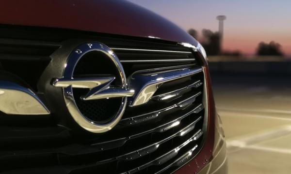 Opel Crossland X 2019 Diesel logo
