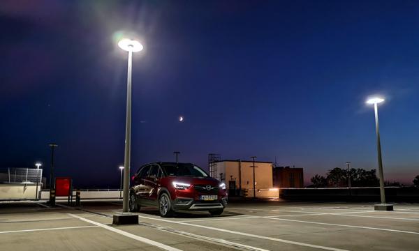 Opel Crossland X 2019 Diesel przód 1